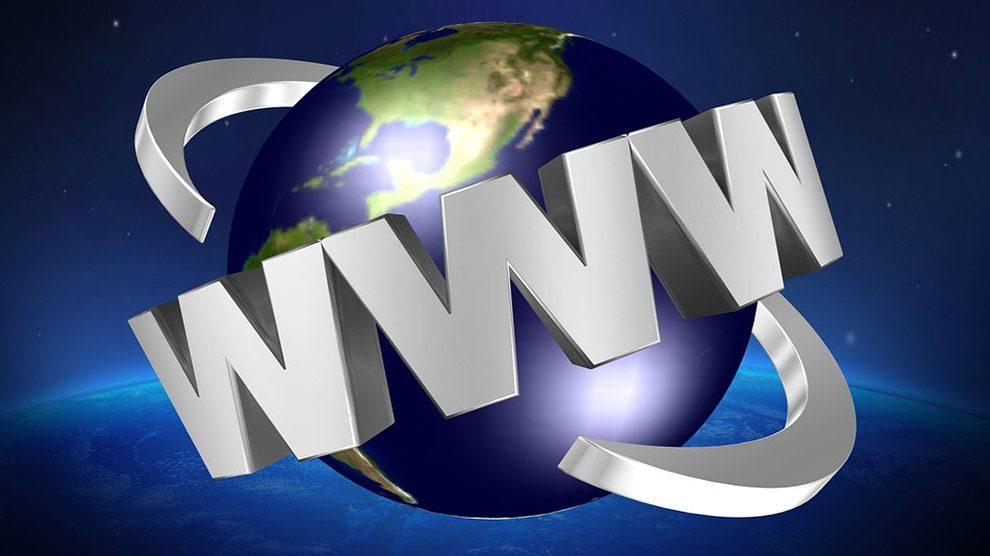 عدد مواقع الانترنت في العالم